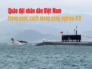 Quân đội Việt Nam trong cuộc cách mạng công nghiệp 4.0