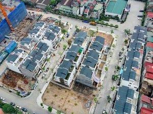 """Cận cảnh khu nhà thấp tầng Green Pearl được cấp phép xây dựng """"vượt"""" thẩm quyền"""