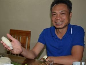 Thứ nếp lạ lùng ở Phú Thọ: Càng nắm càng sướng, dẻo dí dẻo dì
