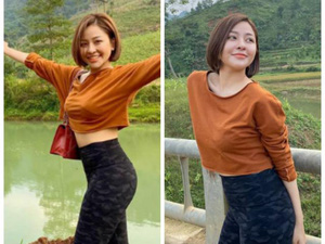 Đây là cách hot girl Trâm Anh trở lại showbiz sau scandal clip nóng