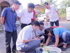 Tỉnh Hà Giang thông báo đã nhân giống thành công cá anh vũ