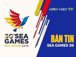 Bản tin SEA Games: Việt Nam đoạt huy chương vàng lịch sử môn quần vợt
