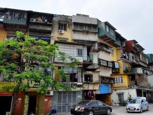 """Ai được giao làm """"nhạc trưởng"""" cải tạo chung cư cũ Hà Nội?"""