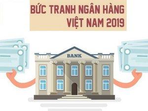 """Ngân hàng 2019: Vietcombank và BIDV lập kỷ lục, nhức nhối """"tín dụng đen"""" thời công nghệ"""