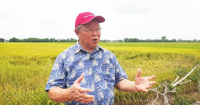 """GS Võ Tòng Xuân: """"ƅắт chuột là việc của nông dân, không phải của Nhà nước, để dân tự làm"""""""