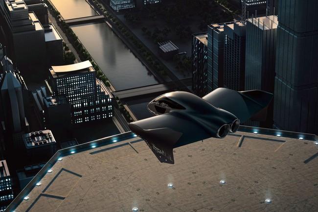 Bê bối bủa vây, Boeing bắt tay cùng Porsche nghiên cứu sản xuất xe điện bay - Ảnh 1.