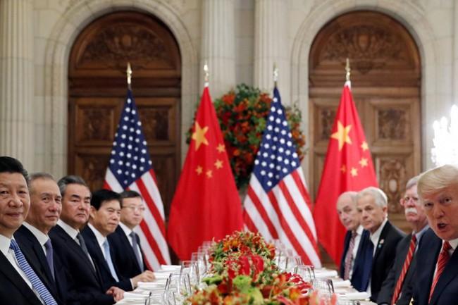 Các đại gia ngân hàng nói gì về thỏa thuận Mỹ Trung giai đoạn 1? - Ảnh 1.
