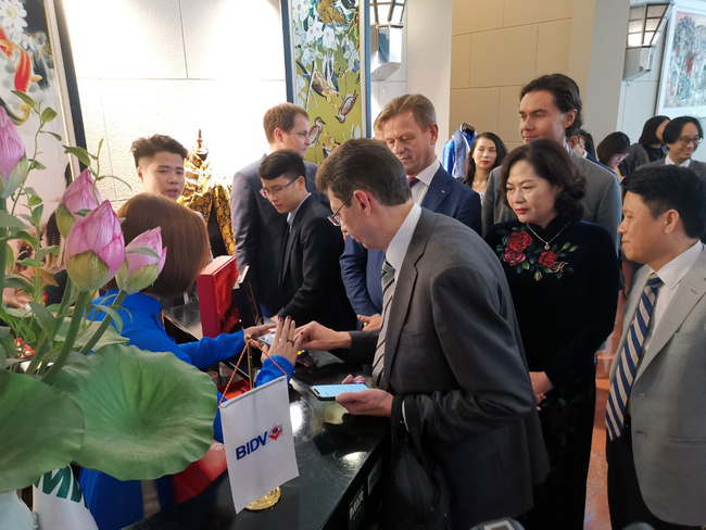 BIDV và NAPAS công bố triển khai dịch vụ kết nối với tổ chức thẻ nội địa Liên bang Nga NSPK - Ảnh 5.