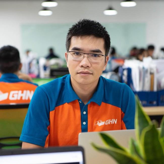 Cựu CEO Giao hàng Nhanh Nguyễn Trần Thi đầu quân cho công ty của tỷ phú Phạm Nhật Vượng - Ảnh 1.