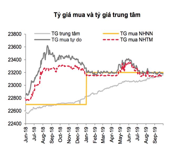 VND - Đồng tiền hiếm hoi giữ giá ổn định suốt từ đầu năm đến nay - Ảnh 2.