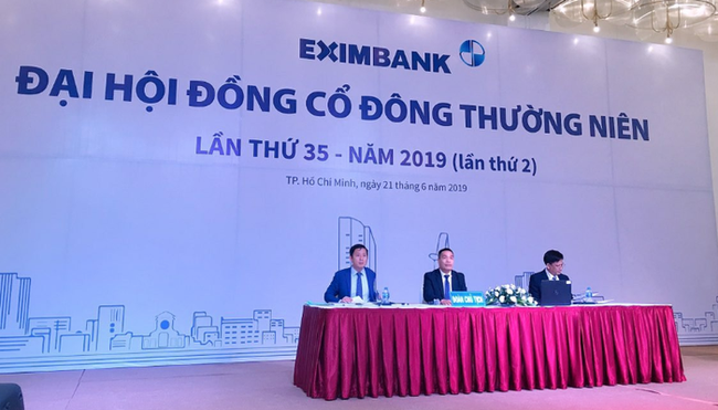 """Lợi nhuận đi lùi, Eximbank của ông Cao Xuân Ninh """"bất ngờ"""" triệu tập ĐHĐCĐ năm 2020 - Ảnh 3."""