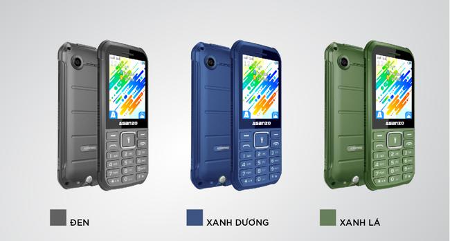 Asanzo ra mắt 2 mẫu điện thoại mới giá rẻ  - Ảnh 5.