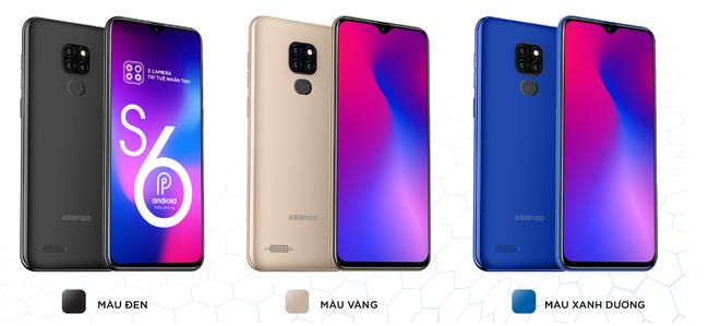 Asanzo ra mắt 2 mẫu điện thoại mới giá rẻ  - Ảnh 3.