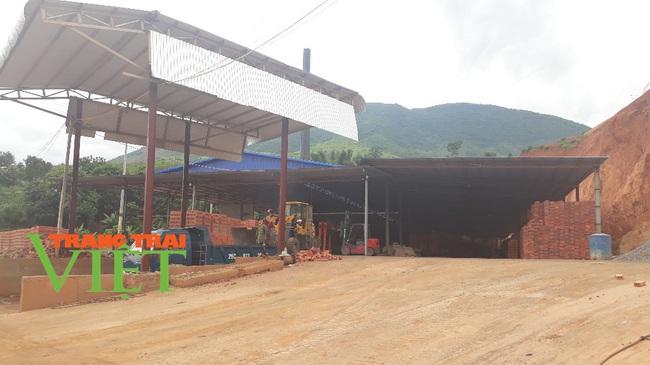 Công ty CP VLXD Sông Mã (Sơn La): Sản xuất không đúng cam kết - Ảnh 3.