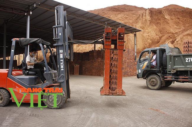 Công ty CP VLXD Sông Mã (Sơn La): Sản xuất không đúng cam kết - Ảnh 1.