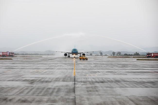 Cảng hàng không quốc tế Vân Đồn mở đường bay nội địa thứ 2 - Ảnh 2.