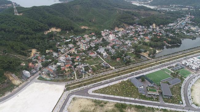 Khu đô thị Phương Đông Vân Đồn phải trồng keo phủ đất vì vắng dân - Ảnh 8.
