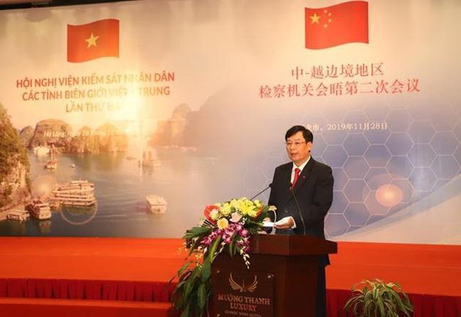 Tăng cường hợp tác đấu tranh với tội phạm các tỉnh có chung đường biên giới Việt – Trung - Ảnh 2.