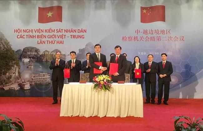 Tăng cường hợp tác đấu tranh với tội phạm các tỉnh có chung đường biên giới Việt – Trung - Ảnh 3.