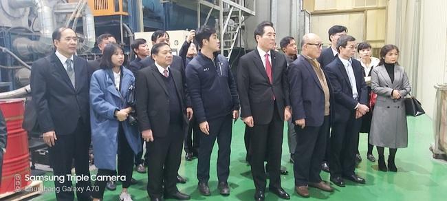 Bí thư Tỉnh ủy Lại Xuân Môn thăm và làm việc tại Hàn Quốc - Ảnh 3.
