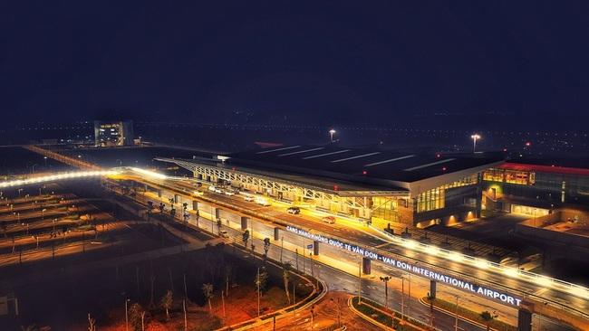 """Cảng hàng không quốc tế Vân Đồn được vinh danh là """"Sân bay mới hàng đầu thế giới 2019"""" - Ảnh 2."""