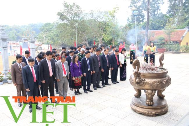 Sơn La: Kỷ niệm 70 năm thành lập Đảng bộ huyện Thuận Châu - Ảnh 2.