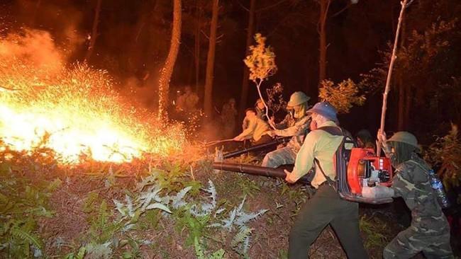 """Những chiêu thức thức giữ rừng, khắc chế """"bà hỏa"""" gây cháy - Ảnh 1."""