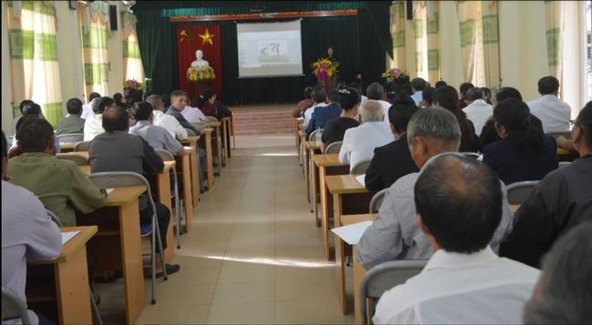Điện Biên: Tập huấn nâng cao nhận thức cải thiện điều kiện vệ sinh và giảm thiểu ô nhiễm môi trường nông thôn - Ảnh 2.