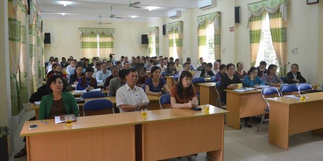 Điện Biên: Tập huấn nâng cao nhận thức cải thiện điều kiện vệ sinh và giảm thiểu ô nhiễm môi trường nông thôn - Ảnh 1.