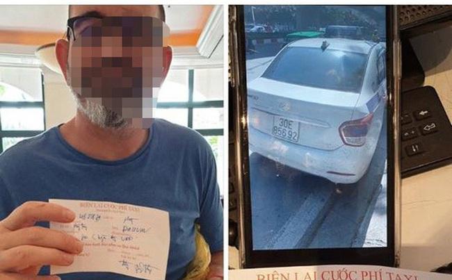 """Lái xe taxi """"chặt chém"""" du khách gần 1 triệu đồng cho quãng đường 4,1km nhận cái kết đắng - Ảnh 1."""