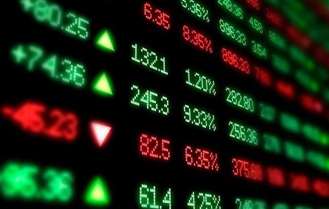 Cổ phiếu bluechips mất giá, chỉ số Vn-Index tiếp tục giảm - Ảnh 1.