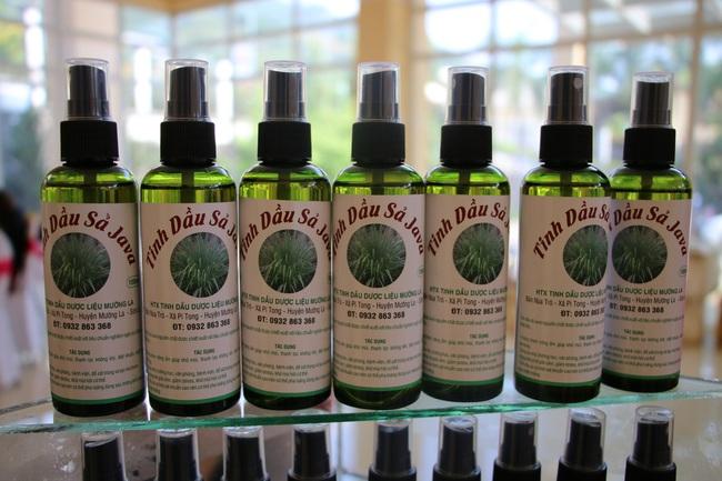 HTX tinh dầu dược liệu Mường La phát triển thương hiệu sản phẩm địa phương - Ảnh 3.