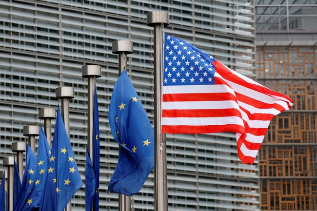WTO tê liệt, EU tìm cách tự trả đũa Mỹ trong tranh chấp thương mại - Ảnh 1.