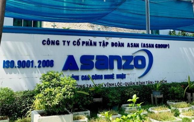 Asanzo bị cưỡng chế số tiền thuế gần 35 tỷ đồng - Ảnh 1.