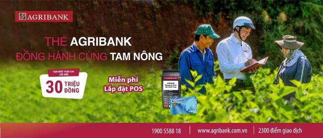 Agribank xây dựng hệ sinh thái thanh toán không dùng tiền mặt ở nông thôn - Ảnh 1.