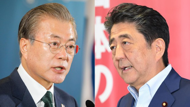 Kinh tế lao dốc, Nhật Bản - Hàn Quốc nỗ lực giải quyết xung đột thương mại - Ảnh 1.