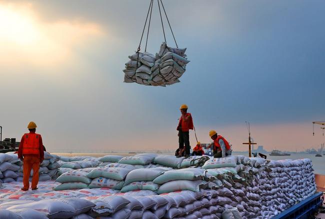 Trung Quốc đẩy mạnh nhập khẩu đậu nành Mỹ sau tuyên bố miễn giảm thuế  - Ảnh 1.