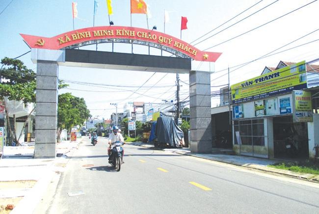 Bình Minh hướng đến đô thị loại V - Ảnh 3.