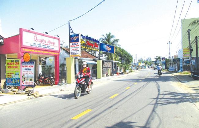 Bình Minh hướng đến đô thị loại V - Ảnh 2.