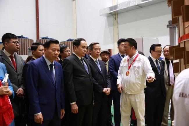 Khánh thành nhà máy sản xuất máy biến áp truyền tải 220-500 kV - Ảnh 2.