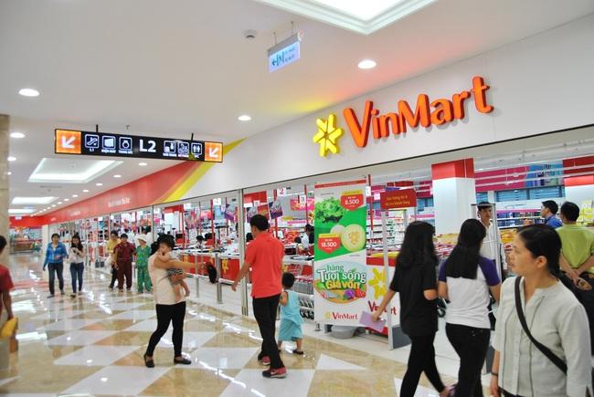 """Vinmart, Vinmart+, VinEco """"về"""" với Masan: Cổ phiếu MSN giảm sàn - Ảnh 1."""