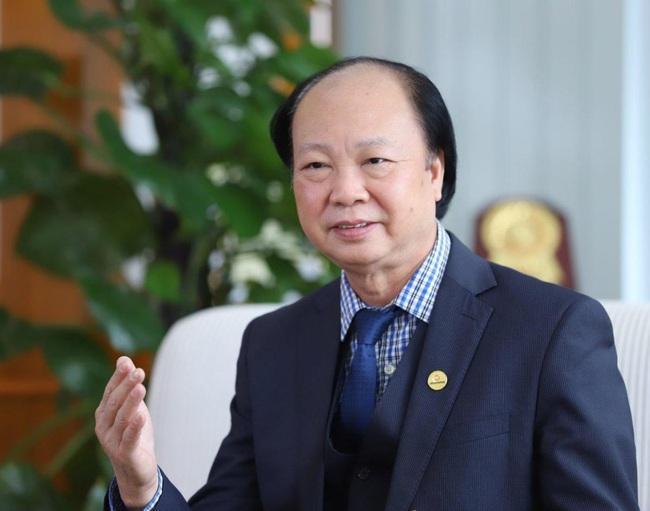 LienVietPostBank thời ông Nguyễn Đình Thắng: Cổ phiếu tậm tịt dưới mệnh giá - Ảnh 1.
