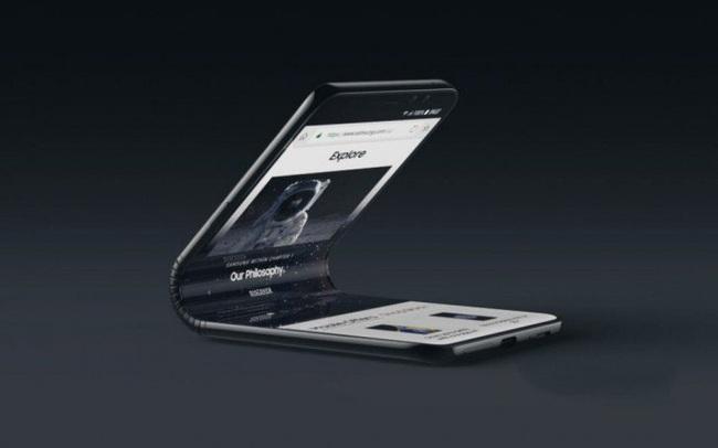 "Samsung sẽ ra mắt smartphone ""vỏ sò"" sớm hơn Galaxy S11 - Ảnh 1."