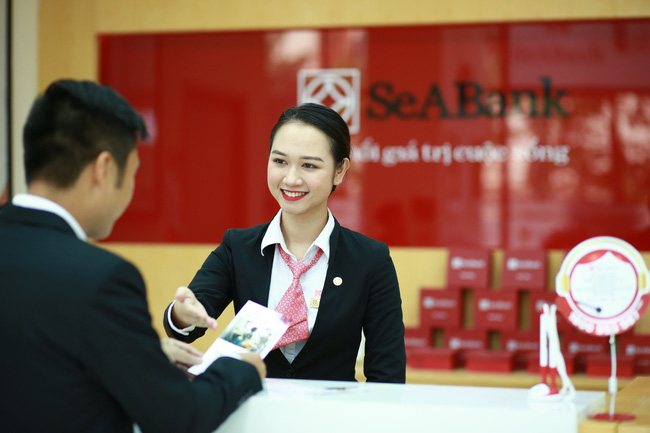 """Mua lại hơn 3.500 tỷ giá trị trái phiếu đặc biệt, SeABank gia nhập câu lạc bộ ngân hàng """"sạch"""" nợ tại VAMC - Ảnh 1."""