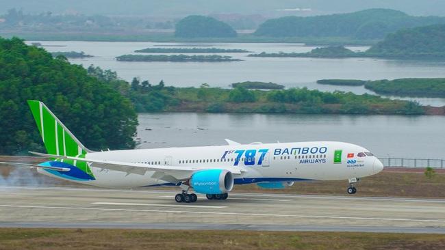 Bamboo Airways chính thức khai thác Boeing 787-9 Dreamliner quyết tâm thâu tóm thị trường hàng không - Ảnh 1.