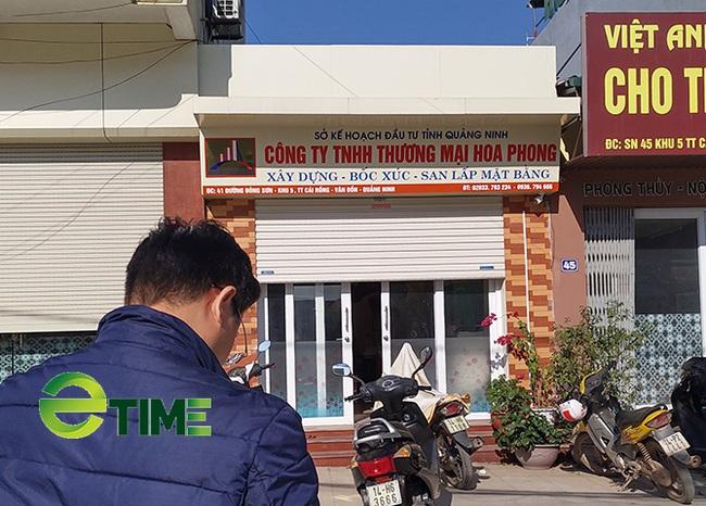 Nhóm doanh nghiệp dàn xếp đấu thầu ở huyện Vân Đồn - Ảnh 4.