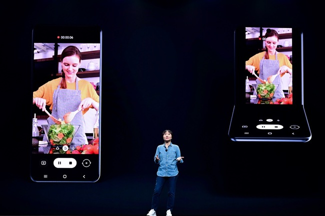 Samsung sẽ tung thêm nhiều mẫu smartphone màn hình gập trong năm 2020 - Ảnh 1.