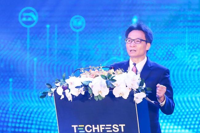 Khai mạc Ngày hội khởi nghiệp đổi mới sáng tạo (Techfest) Việt Nam 2019 - Ảnh 2.