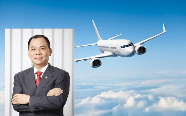 """Vinpearl Air của tỷ phú Phạm Nhật Vượng và bài toán """"cơn khát"""" nhân lực hàng không - Ảnh 1."""