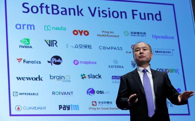 Quỹ đầu tư Nhật lao đao vì đốt 19 tỷ USD cho Uber, WeWork - Ảnh 1.